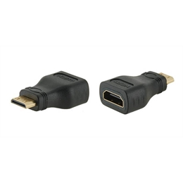 ADAPTADOR HDMI MACHO HDMI FEMEA