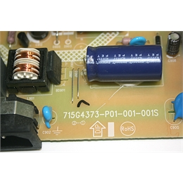 Placa LCD Fonte 715G4373-P01-001-001S  DELL 1709WC