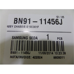 PLACA LED SAMSUNG LS19C301 BN91-11456J
