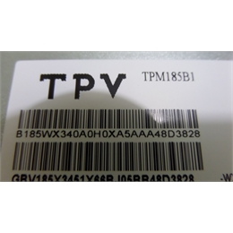 TELA LED 18,5  TPM185B1  SEMI-NOVA