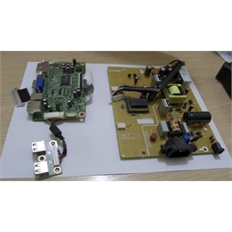 KIT PLACA LCD DELL P1705T