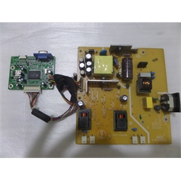 Placa Fonte  Sinal Monitor Dell E178fp